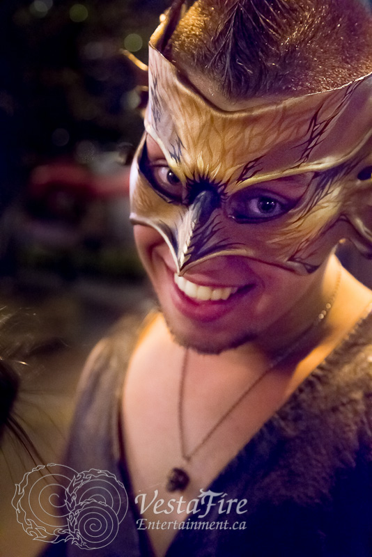 Fire Phoenix Mask