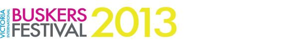 Victoria International Buskers Festival 2013